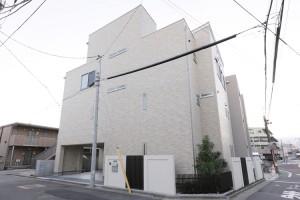 屋上と中庭のある家(練馬区K邸)2