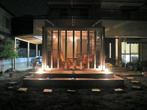ガーデンルームのある家(入間市)1