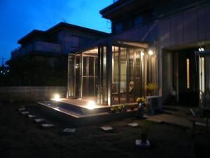 ガーデンルームのある家(入間市)3